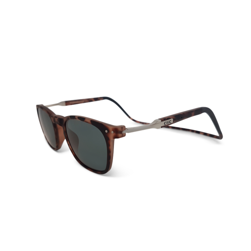 CliC Sunglass MANHATTAN - BIFOCAL Tortoise