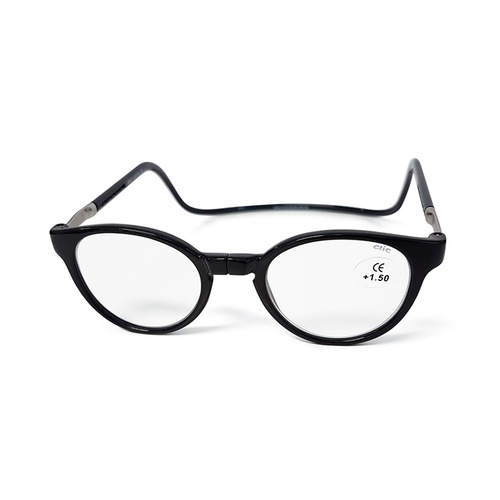 CliC Sunglass PANTO BIFOCAL - Black